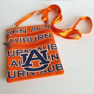 Auburn University cross body purse